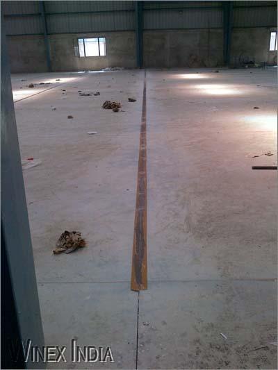 Flooring Concrete Vdf Tremix Trimix